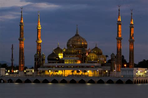 Crystal Mosque - Mosque in Malaysia - Thousand Wonders