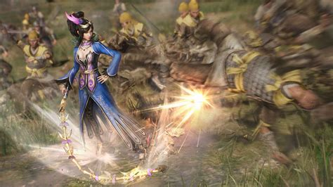 Dynasty Warriors 9 characters will be able to equip any