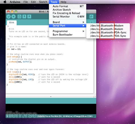 Arduino for Mac - Download Free (2019 Latest Version)