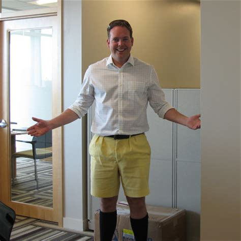 Where are the Bermuda shorts worn as a formal wear