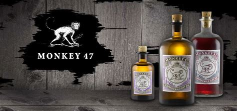 Monkey 47 Black Forest Gin: Montgomery Collins? gift from