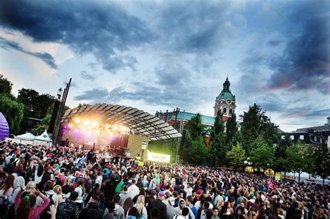 Stockholm Culture Festival in mid-August - Swedentips