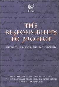 The Responsibility to Protect - Research, Bibliography