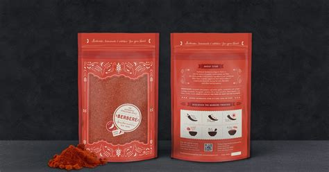 Ethiopian Spices (Concept) on Packaging of the World