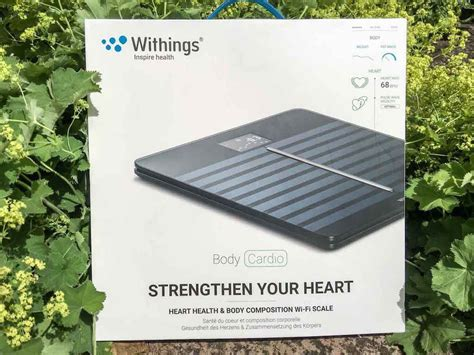 Withings Body Cardio WiFi Scale Review | TitaniumGeek