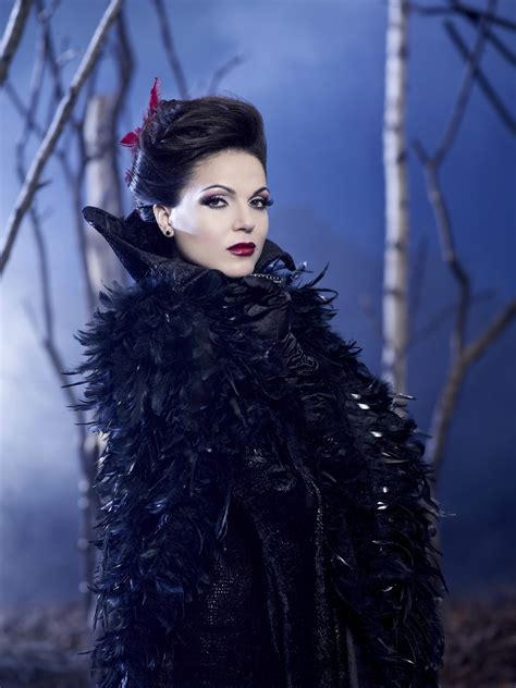 Icon Of Class: Evil Queen / Regina Mills (ABC's Once Upon