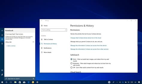 What's new with Cortana in the Windows 10 Fall Creators