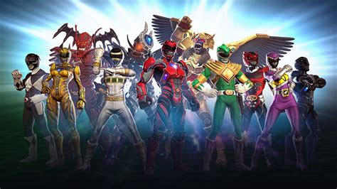 Power Rangers: Legacy Wars fulfills childhood dreams with