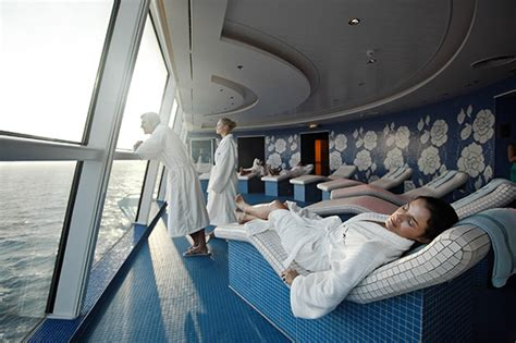Expert Advice: The top 10 luxurious cruise line spas at