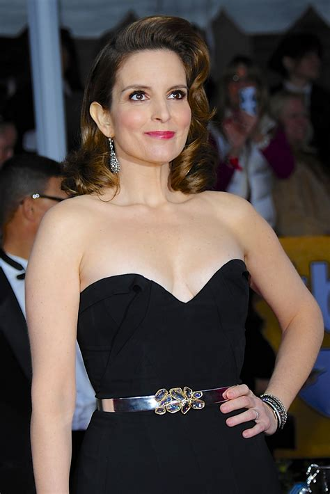 Tina Fey Forgets Her Top In 'SNL' Promo   Houston Style
