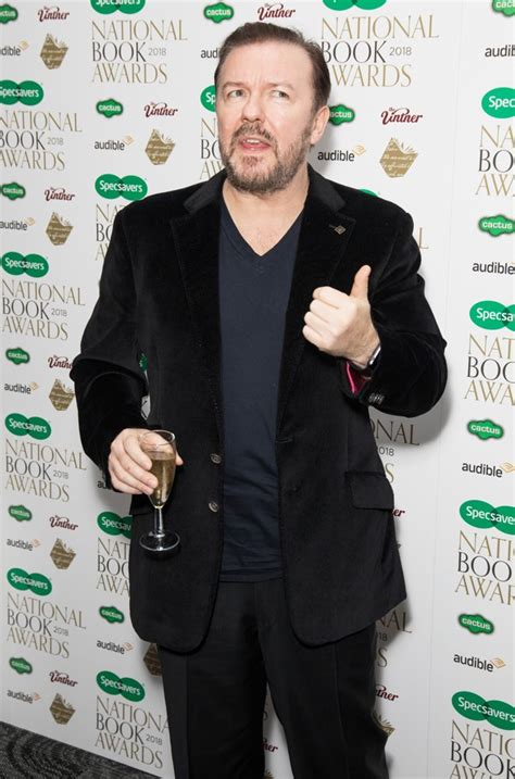 Ricky Gervais Pictures, Latest News, Videos