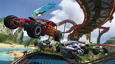 14 HD TrackMania Turbo Game Wallpapers