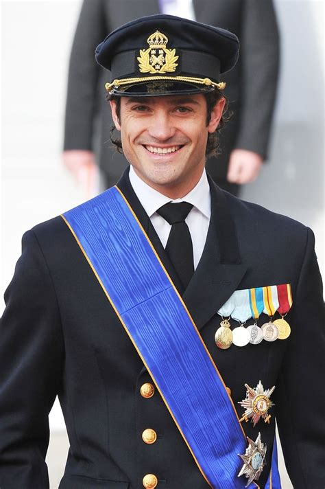 He Went to College in Rhode Island | Prince Carl Philip