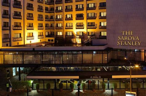 The origins of the first premier hotel, the Sarova Stanley
