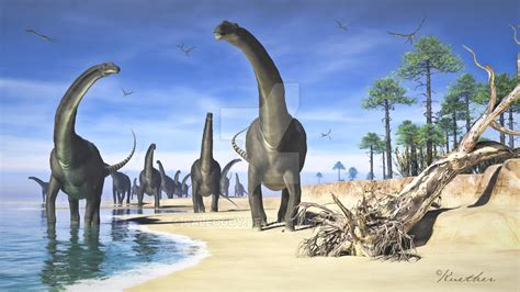 Alamosaurus - Facts and Pictures
