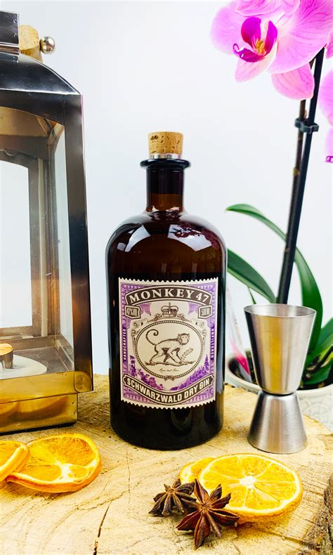 Monkey 47 Schwarzwald Dry Gin Review - The Gold Standard