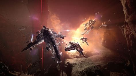 """Eve Online is like a """"violent Facebook,"""" and it's changing"""